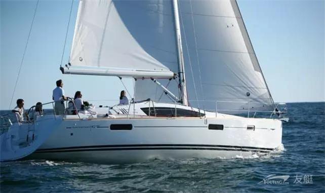 法国进口亚诺42尺豪华帆船包船出海体验