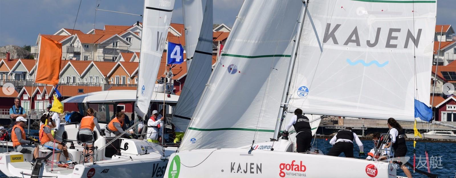 珐伊28R成为第一届Midsummer Match Cup赛事用船