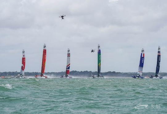 国际帆船大奖赛考斯站:中国队获得分站赛最好战绩