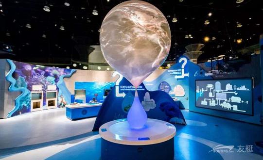 厦门科技馆 | 全球首个探究式海洋展厅,涵盖五大展区