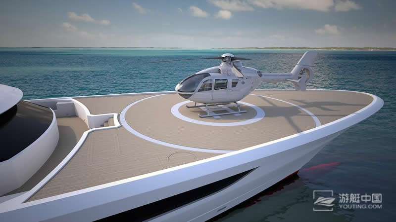 Heesen 公布 80 米旗舰款超艇 Cosmos 最新资料