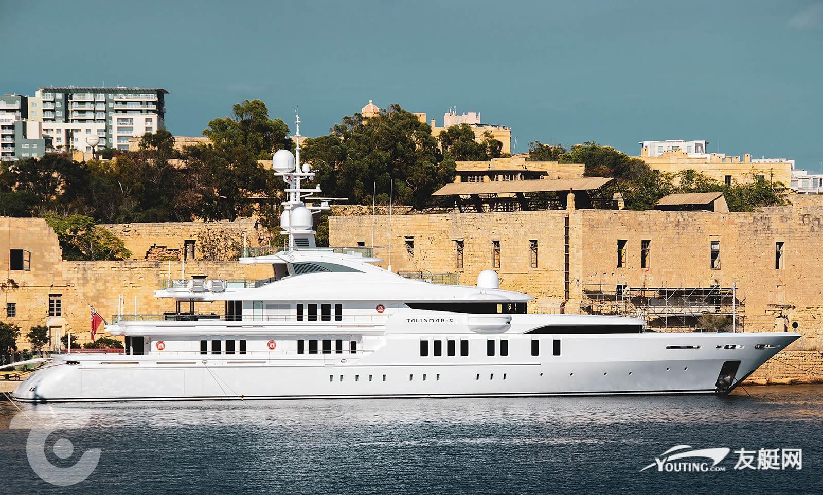 Turquoise Yachts 超艇 Talisman C