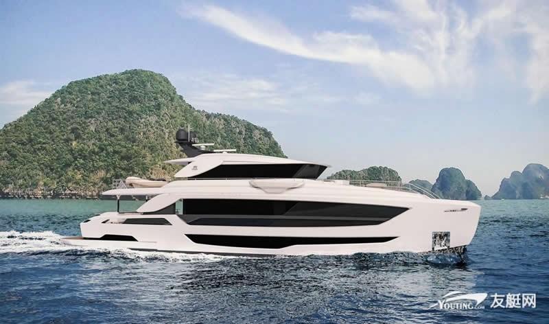 嘉鸿集团接获第一笔 FD102 超艇生产订单