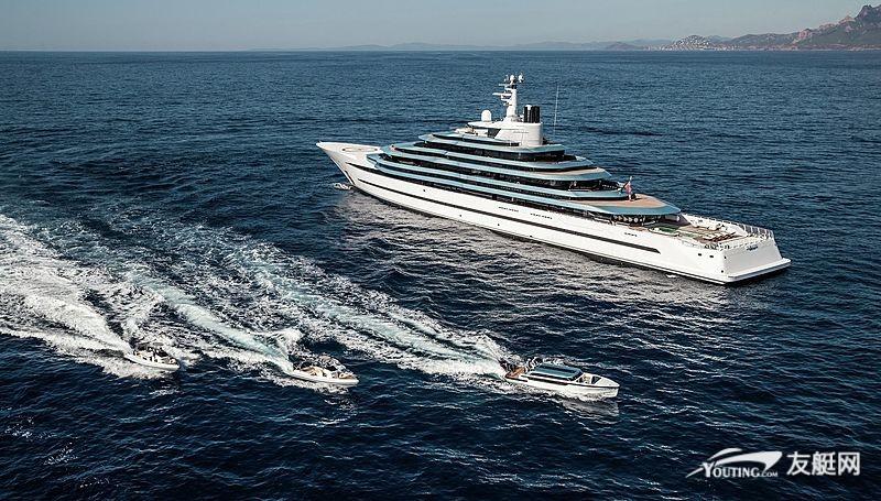 交易:2.75 亿欧元!超艇 Jubilee 易主,成交额创年度新纪录
