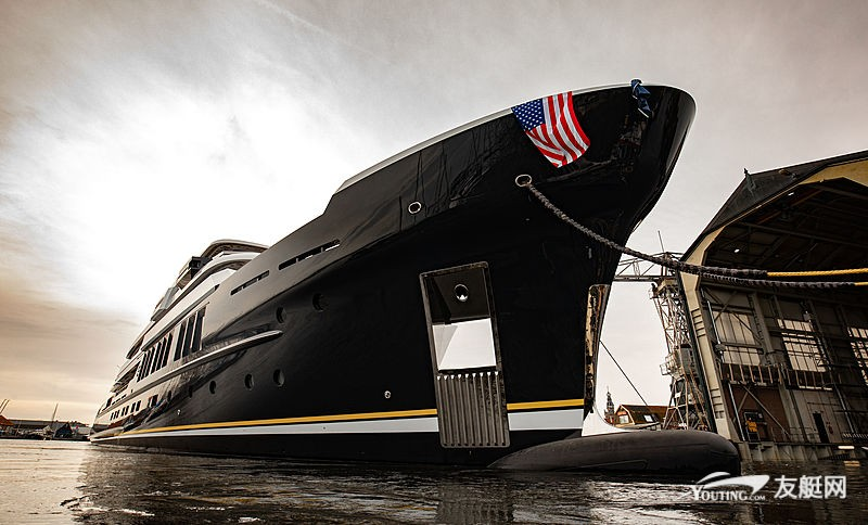 Hakvoort 最新旗舰超艇 Scout 正式下水