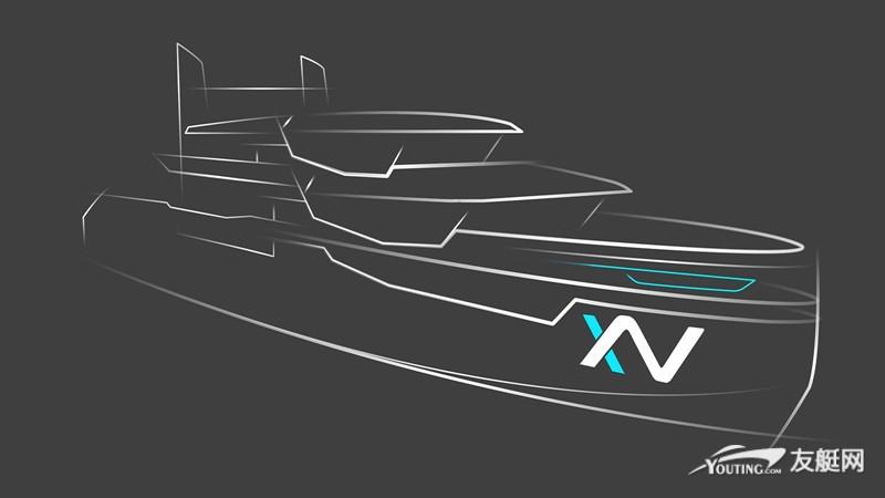 Heesen 发布 57 米长探险艇 X-Venture 最新资料
