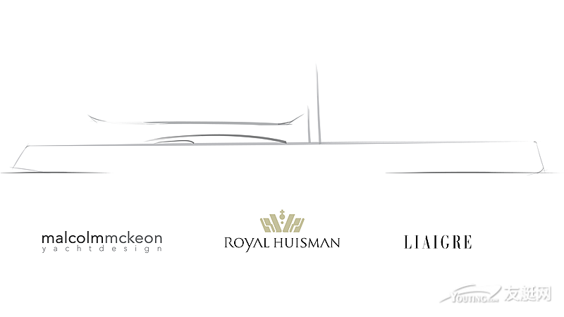 皇家豪氏威马签下 59.7 米长单桅帆船订单