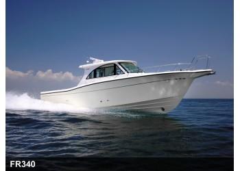 34尺进口钓鱼船 FR-340